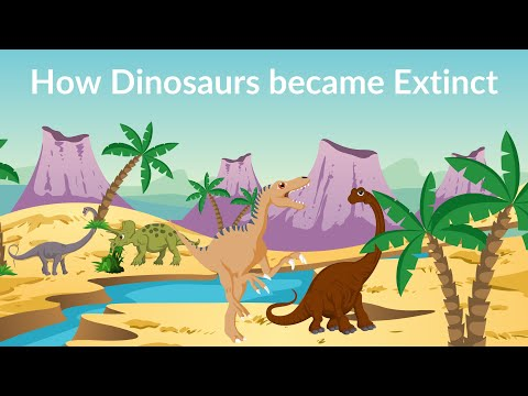 how-dinosaurs-became-extinct-|-dinosaur-extinction-|-dinosaurs-video