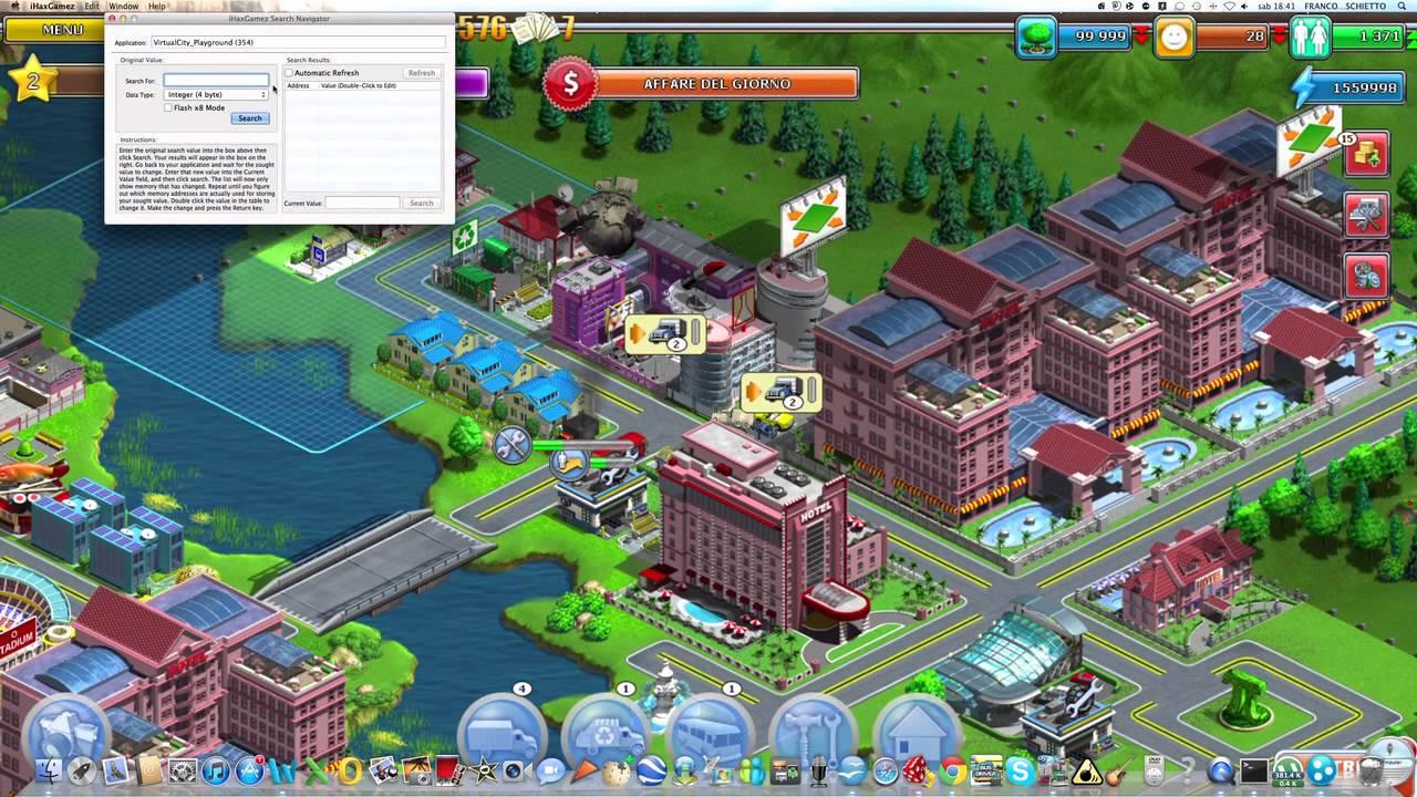 Virtual city playground casino royale salamanca casino hotel