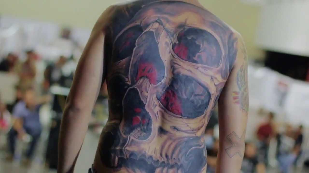 Expo tattoo internacional san cristobal 2013 youtube for Tattoo expo san diego
