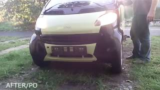 Smart Fortwo 450 0.8 CDI - DRL