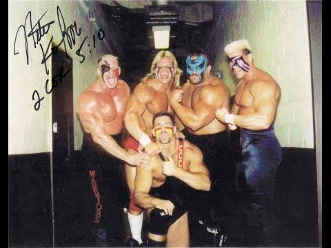 The Road Warriors turn on Sting | Doovi