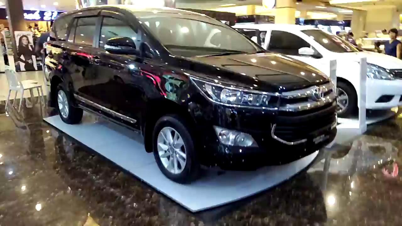All New Kijang Innova 2.4 G At Diesel Harga Grand Avanza Veloz 2019 Toyota 2 4 V M T 2017 Short Take Youtube