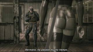 Metal Gear Solid 4: Guns of the Patriots (2008) - Trailer Subtitulado Español [HD]
