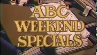 1977 - ABC Weekend Specials Intro Opening