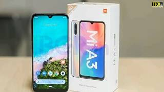 Xiaomi Mi A3 Phone Full Details | New Mi A3 2019 Launched Review