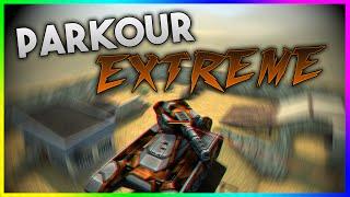 Tanki Online PARKOUR EXTREME | yenthe1