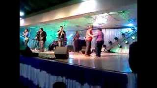 Los Chicos de ACERCAR en la fiesta de CESPAL