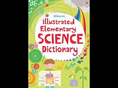 Usborne's Illustrated Elementary Science Dictionary