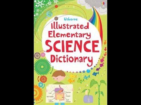 Junior Illustrated Science Dictionary Usborne Illustrated Dictionari