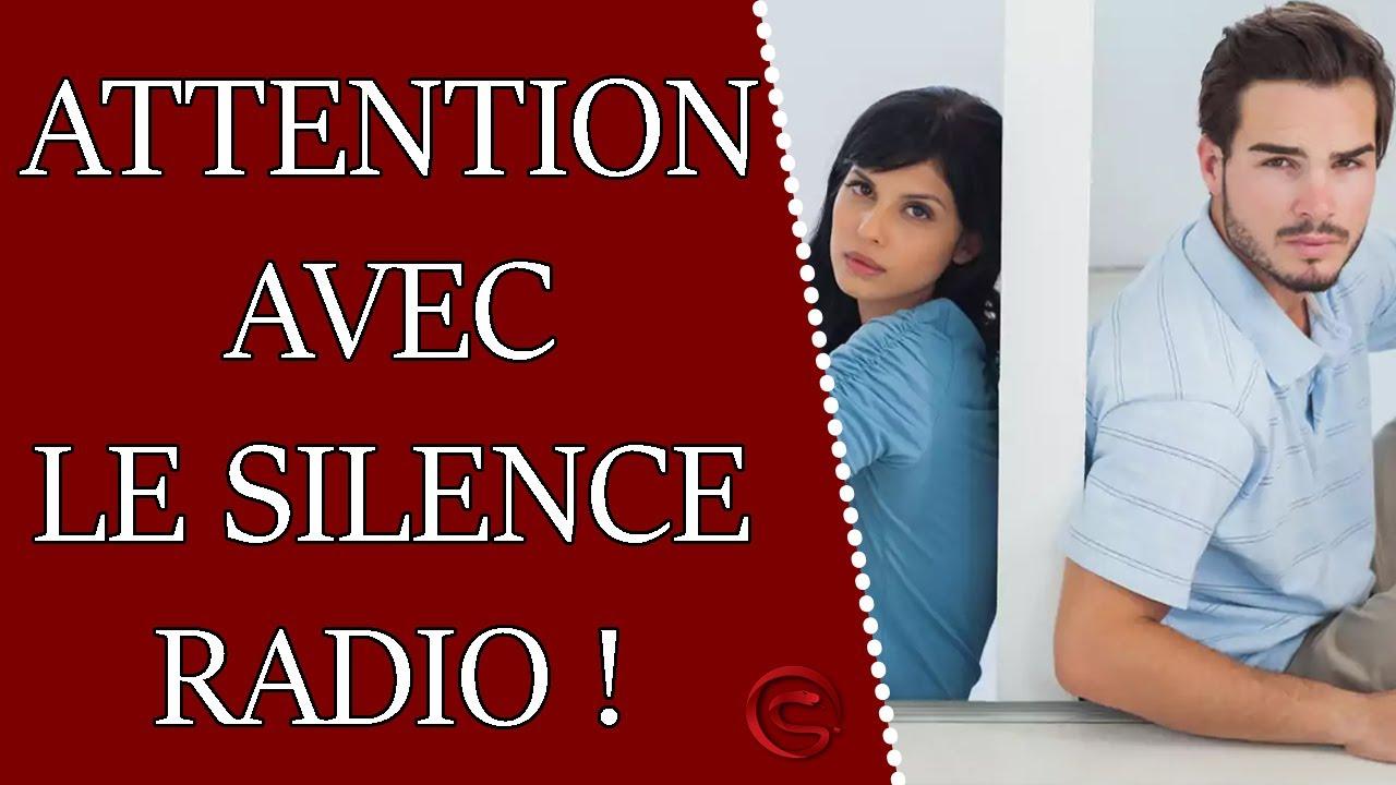 Pourquoi la technique du SILENCE RADIO (efficace ou pas ?)