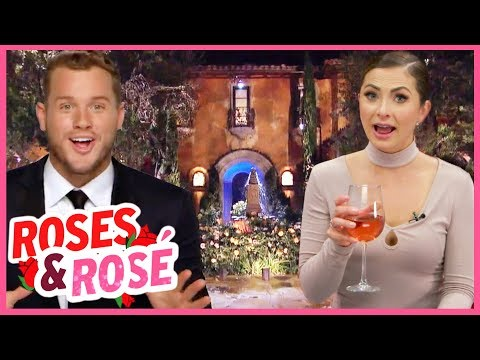 Roses and Rose: The Bachelor Mansion Is Still Standing!