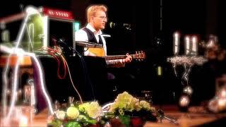 Groom sings self written love song for his bride