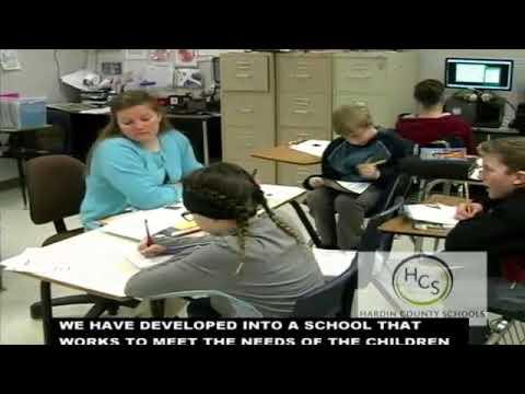 Bluegrass Middle School Spotlight