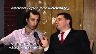Andrea Dipre vs Peppe Fetish, 2° incontro (non tagliato)