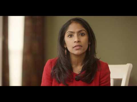 Krish Vignarajah: I'm a mom. I'm a woman. And I want to be your next governor.