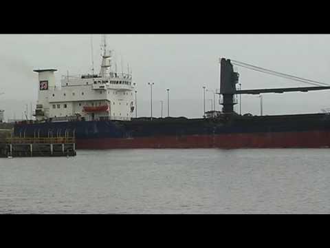 Hakula departs Port Kembla