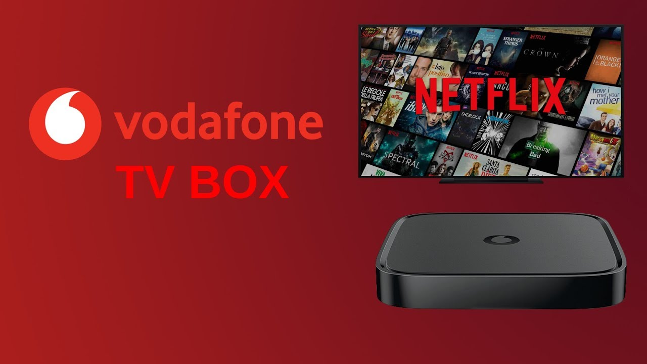 Vodafon Box