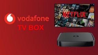 La Vodafone tv box