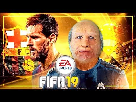 فيفا 19: رونالدو في بكج من البداية + نيمار + لاعب مطور FIFA19