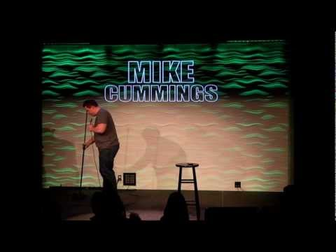 Mike Cummings at Parlor Live Comedy Club in Bellevue, WA