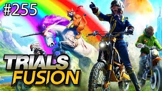 R.I.P. MY CURLY HAIR - Trials Fusion w/ Nick