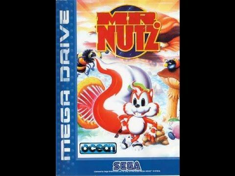 Mr. Nutz Прохождение (Sega Rus)