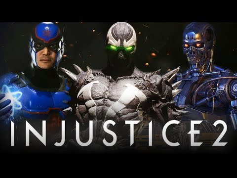 Thumbnail: Injustice 2: Fighter Pack 3 DLC Reveal Trailer @ ELEAGUE Finals? (Injustice 2: Fighter Pack 3 DLC)