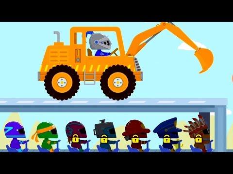 คนขับรถบรรทุก - รถบรรทุก มอนสเตอร์ จำลอง รถ เกมขับรถ สำหรับเด็ก