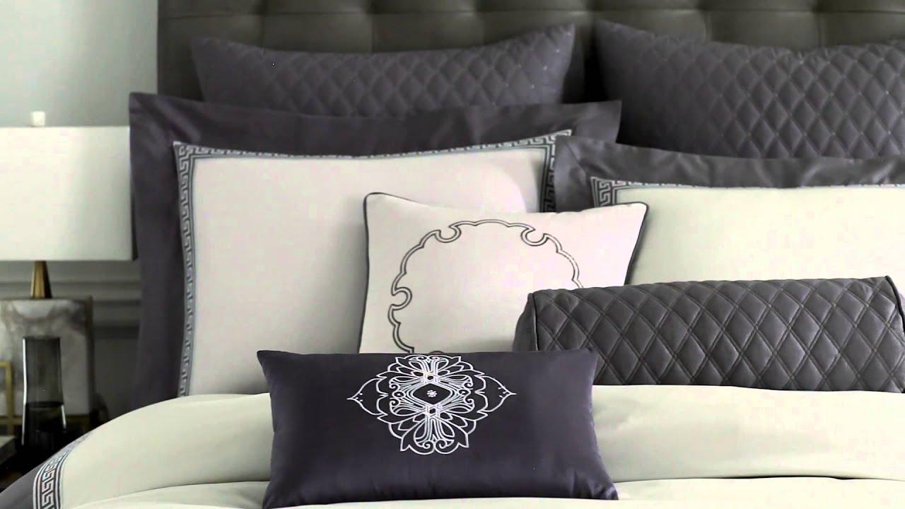 Top Wamsutta Greek Key Comforter Set at Bed Bath & Beyond - YouTube DE87