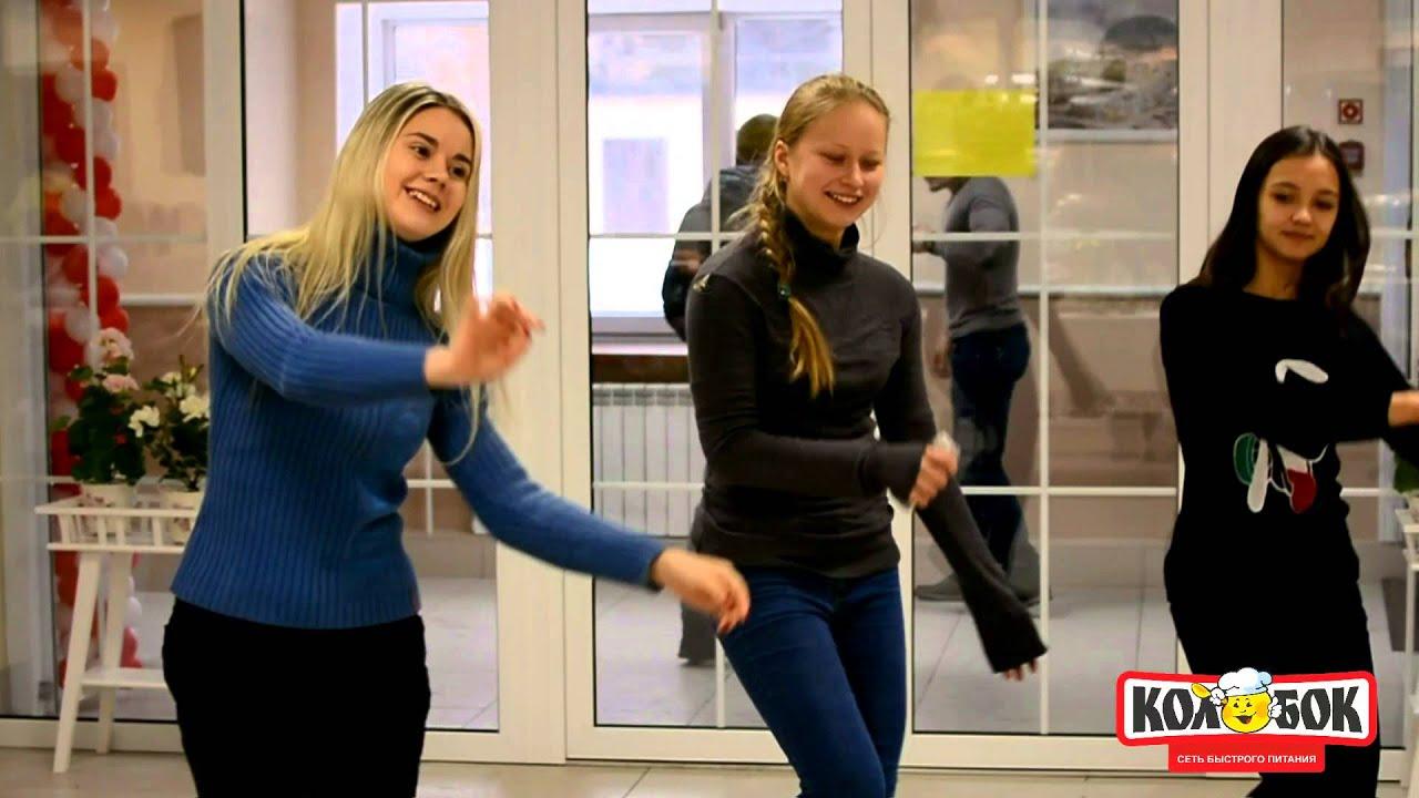 Мастер-класс татарского танца