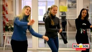 Мастер класс татарского танца