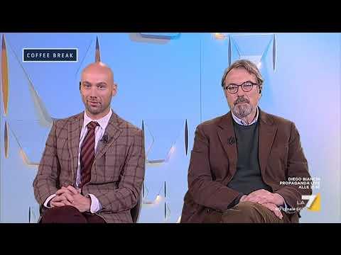 Antonello Caporale: 'La cosa più grave è ricondurre il Meridione in una vandea di disgraziati'