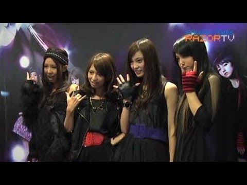 SCANDAL girls want to get married by    (J-rock SCANDAL Pt 2)