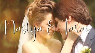 Hochzeitsvideo Nastya & Taras  /Ukrainische Hochzeit