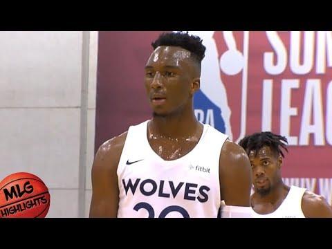 Denver Nuggets vs Minnesota Timberwolves Full Game Highlights / July 6 / 2018 NBA Summer League