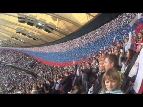 Открытие нового стадиона в столице Кубани.Обзор матча Россия-Коста Рика.