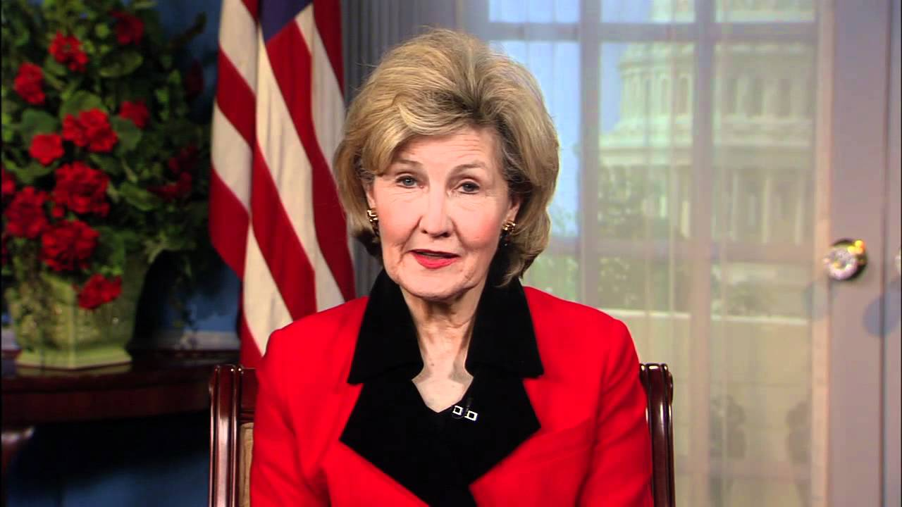 senator kay bailey hutchinson Senator hutchison chairs the senate republican policy committee and is representing texas in her third full term in the senate in 1993, texans elected kay bailey.
