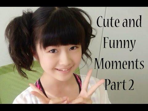 Yui Mizuno (水野由結) Cute and Funny Moments Part 2