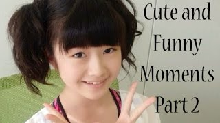 Compilation of cute and funny moments of Yui Mizuno from Babymetal,...