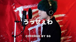 Download うっせぇわ (Usseewa) / Ado ( cover by SG ) 【原曲キー】
