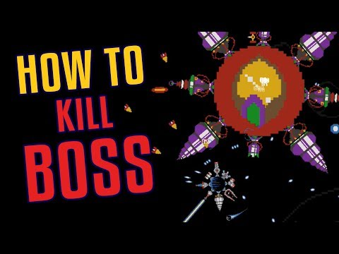 HOW TO CLEAR BOSS / TURRETZ