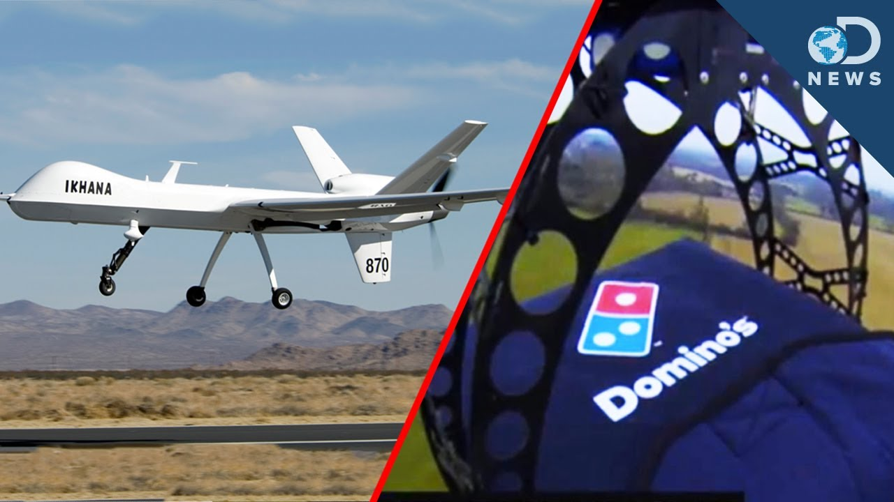 Drones Are The New Delivery Service