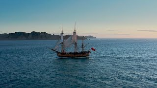 New Zealand divided as replica of Captain Cook's Endeavour marks 250th landing anniversary