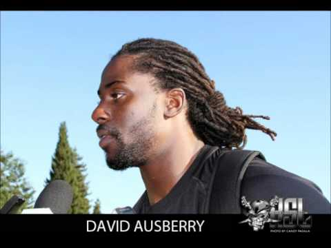 DAVID AUSBERRY Training Camp 8-5-11