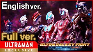 "[ULTRAMAN] Full episode ver. ""ULTRA GALAXY FIGHT:NEW GENERATION HEROES"" English ver. -Official-"