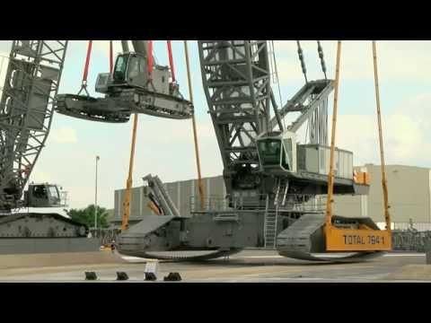 Liebherr - Cranes in Balance - Customer Days Ehingen 2015