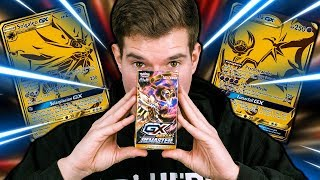 Jede Karte ist Reverse HOLO 😱 #GOLD POKÉMON Booster Opening