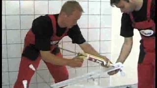 видео Установка и подключение гидромассажной ванны своими руками и схема монтажа