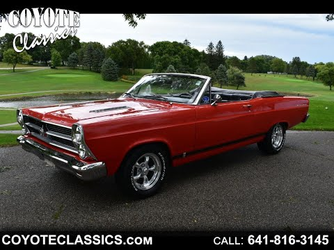 1966 Ford Fairlane GTA for Sale at Coyote Classics