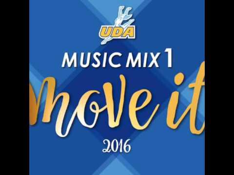 Top 40's Mix | UDA 2016 | Team 3 4